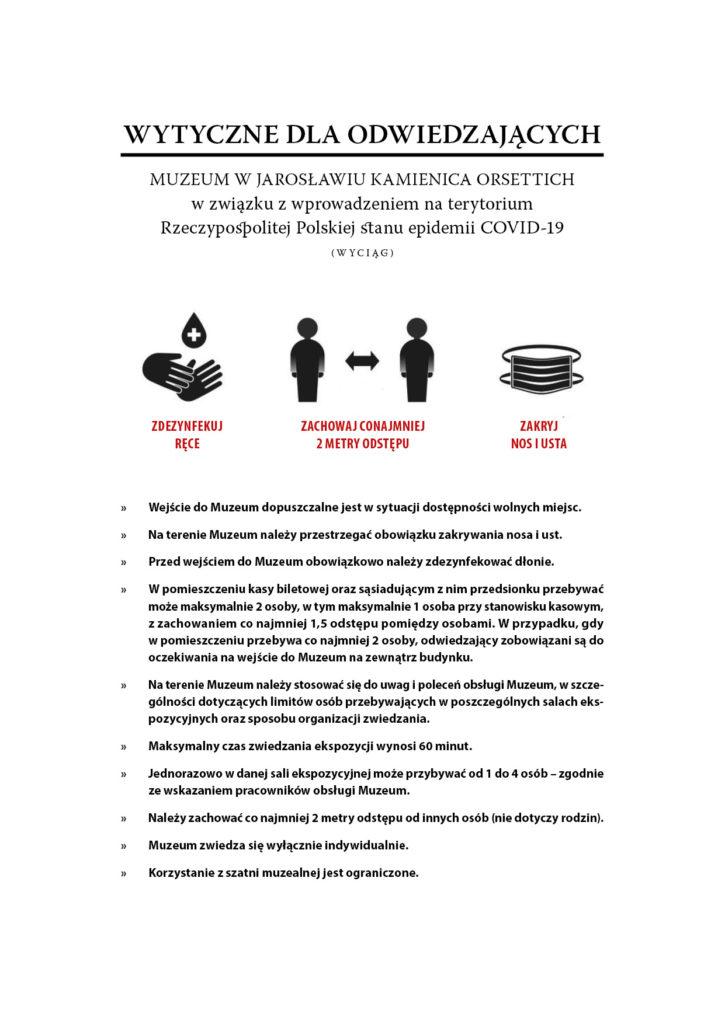 Wytyczne dla odwiedzających